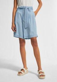 comma casual identity - Denim shorts - blue - 0