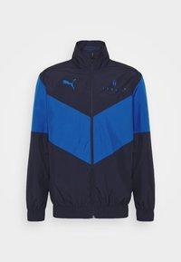 Puma - FIGC PREMATCH - Giacca sportiva - peacoat/team power blue - 4