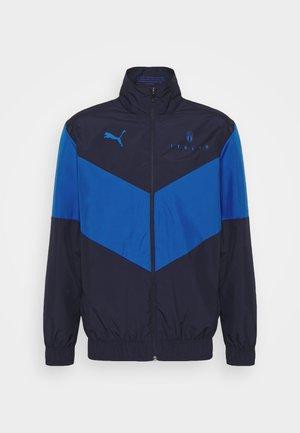 FIGC PREMATCH - Treningsjakke - peacoat/team power blue