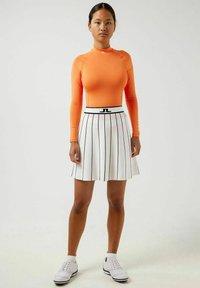 J.LINDEBERG - BAY - Sports skirt - white - 1