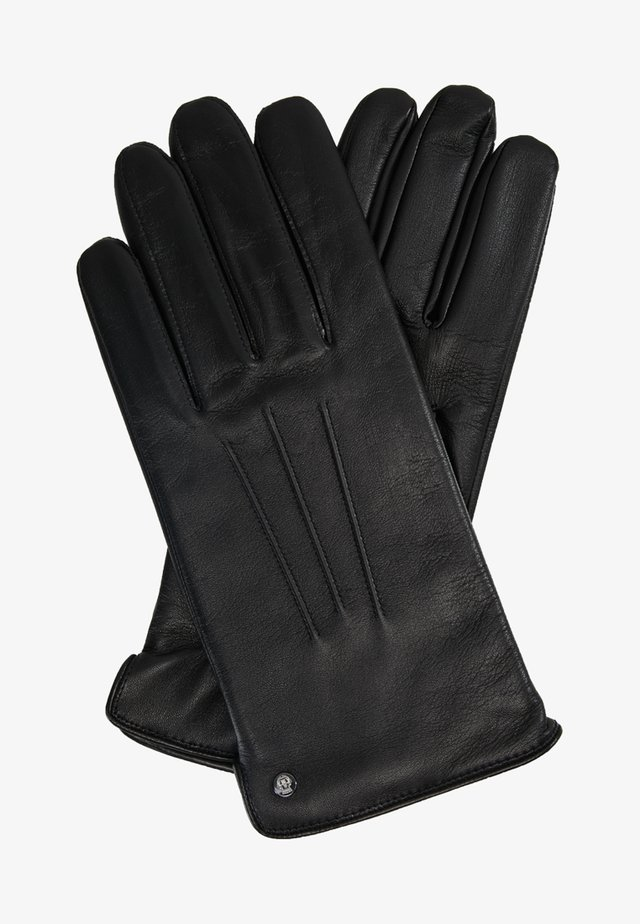 BASIC - Handsker - black