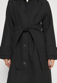Monki - ARELIA COAT - Classic coat - black - 7