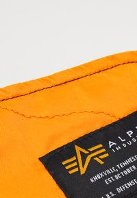 Alpha Industries - DOG MA-1 FLIGHT JACKET - Other accessories - black - 6