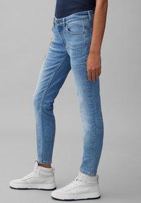Marc O'Polo - LULEA  - Slim fit jeans - blue softwear wash - 3