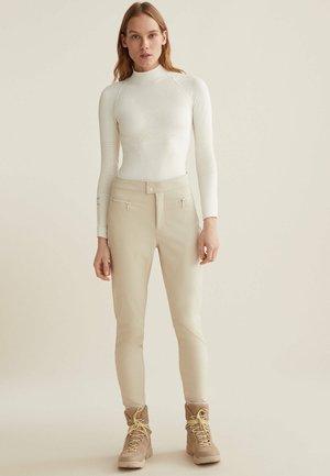 Pantalon de ski - beige