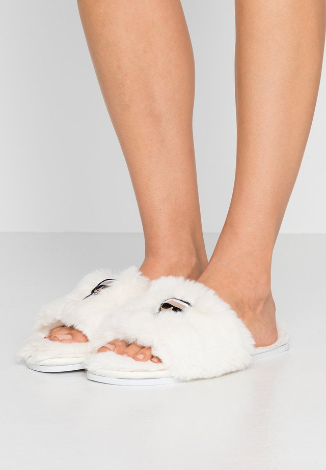 SALOTTO IKONIC - Slippers - offwhite