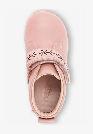 Kotníkové boty - pink