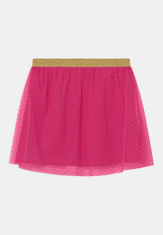 SMALL GIRLS - Minifalda - pink yarrow