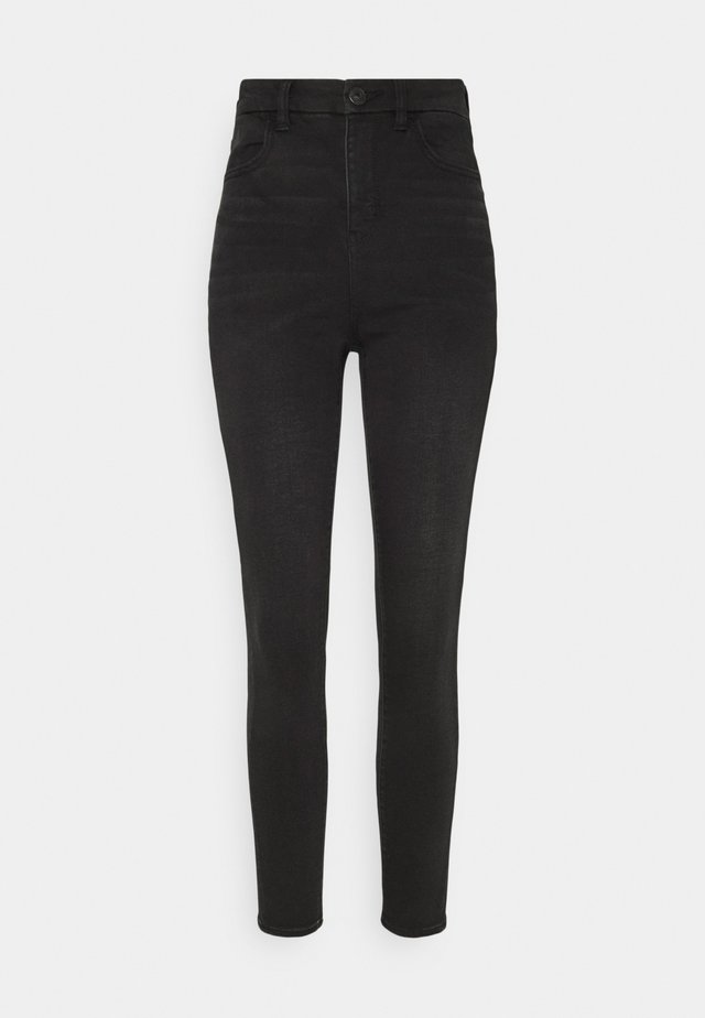 HI RISE - Slim fit jeans - fade to black