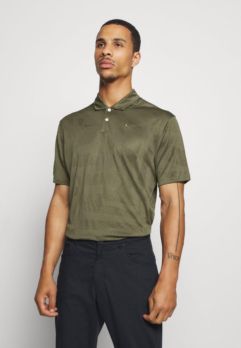 Nike Golf - DRY VAPOR - Funkční triko - medium olive