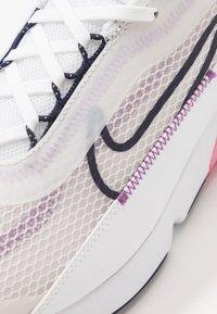 Nike Sportswear - AIR MAX 2090 UNISEX - Sneakers basse - platinum tint/blackened blue/watermelon/purple - 2
