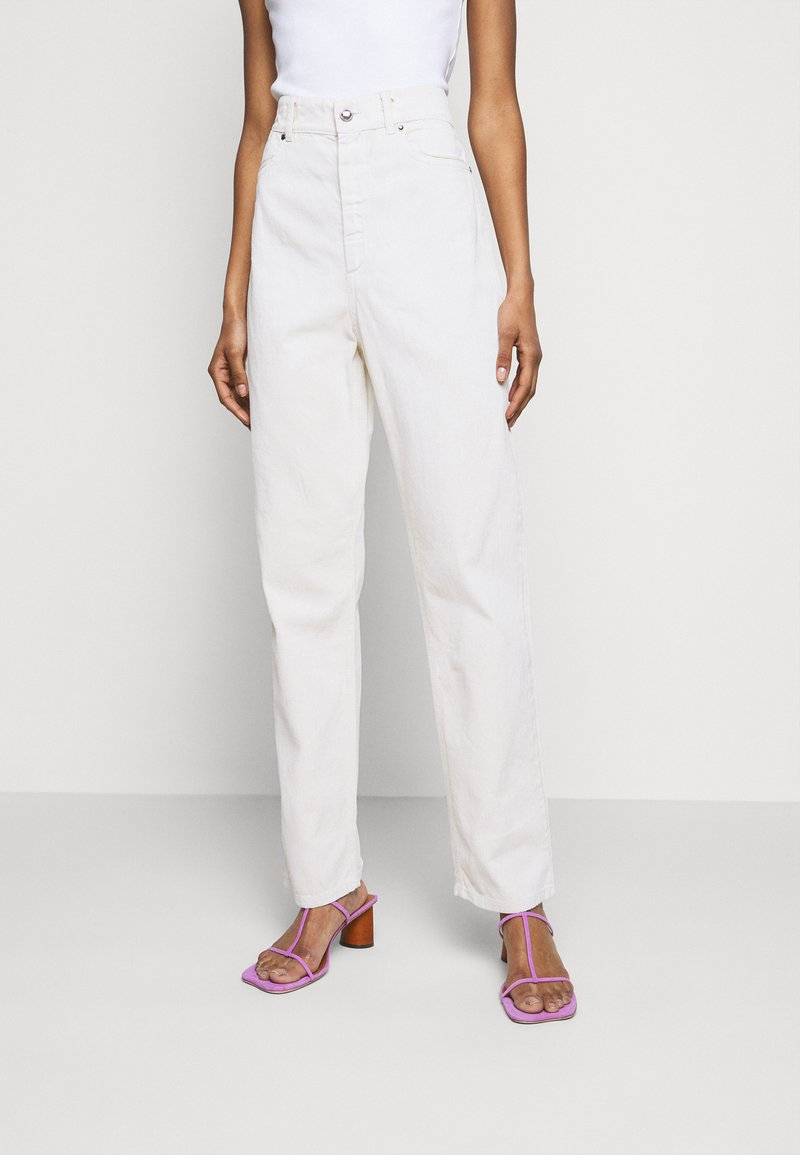 Sportmax - LACCA - Flared Jeans - weiss