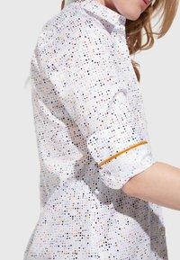 Eterna - Button-down blouse - multi-coloured - 2