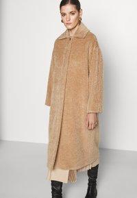 Marella - AGAIN - Classic coat - cammello - 4