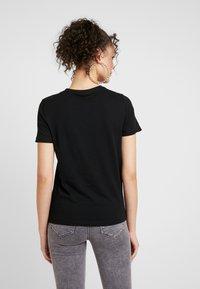 ONLY - ONLCHRISTMAS BLING BOX - T-shirts print - black - 2