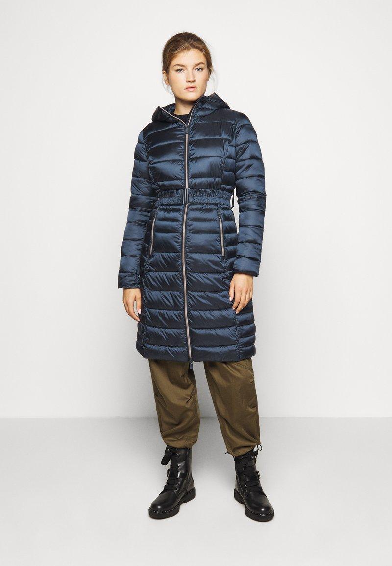 Save the duck - IRISY - Winter coat - dark blue