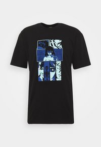 Edwin - HIGH FANTASY TS - T-shirts print - black - 3