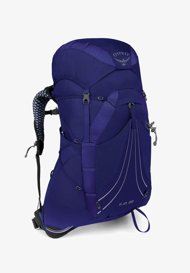EJA  - Hiking rucksack - equinox blue