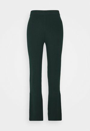 CAMEO TROUSERS - Trousers - bottle green