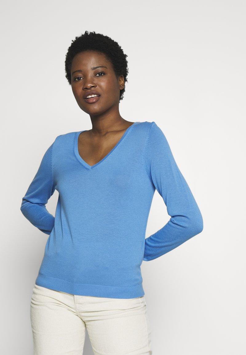 s.Oliver - Sweter - light blue