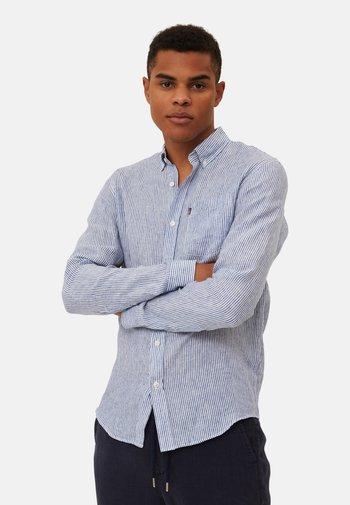 Shirt - blue/white stripe