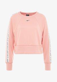 Nike Performance - DRY GET FIT  - Sweatshirt - pink quartz/black - 4