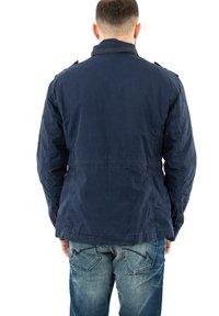 Superdry - Winter jacket - bleu - 1