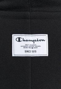 Champion - HOODED - Huppari - black - 2