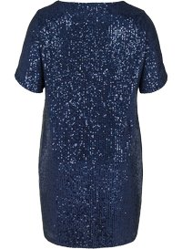 Zizzi - Day dress - dark blue - 5