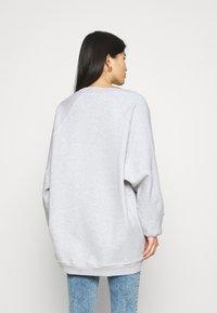 American Vintage - BEATOWN - Sweatshirt - gris clair chine - 2