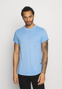 G-Star - LASH - Basic T-shirt - delta blue - 0