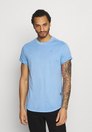 LASH - Basic T-shirt - delta blue