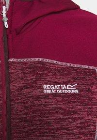 Regatta - WALBURY II - Fleece jacket - beetroot/fig - 2