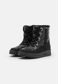 TOM TAILOR - Winter boots - black - 2