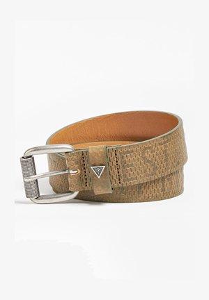 Belt - hellbraun