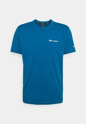 CREWNECK - Basic T-shirt - mykonos blue