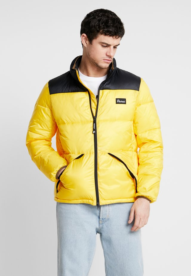 WALKABOUT - Winter jacket - freesia yellow