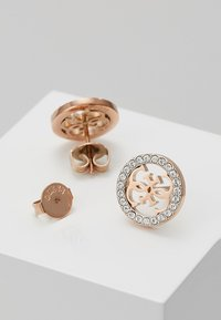 Guess - TROPICAL SUN - Earrings - rose gold-coloured - 2