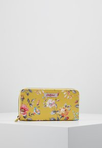 Cath Kidston - CONTINENTAL ZIP WALLET - Portefeuille - yellow - 0
