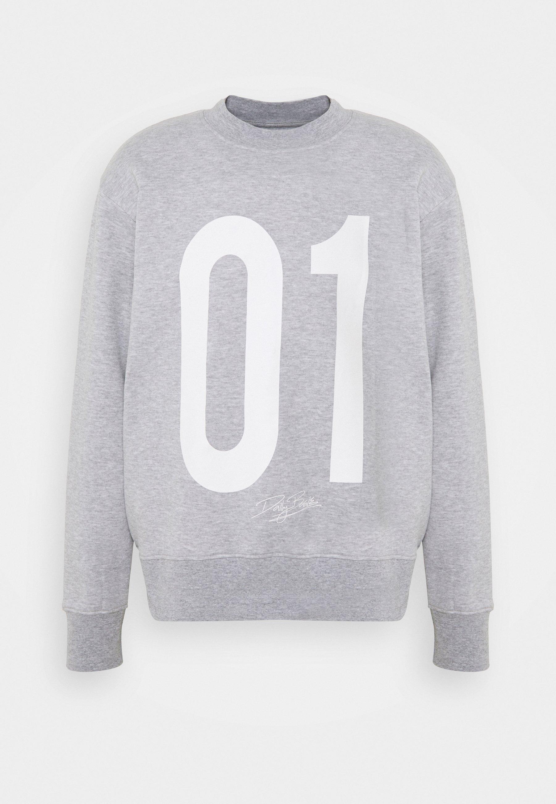 Men NUMBER CREW UNISEX - Sweatshirt