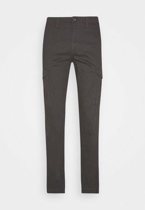 JJIROY JJJOE - Cargo trousers - dark grey