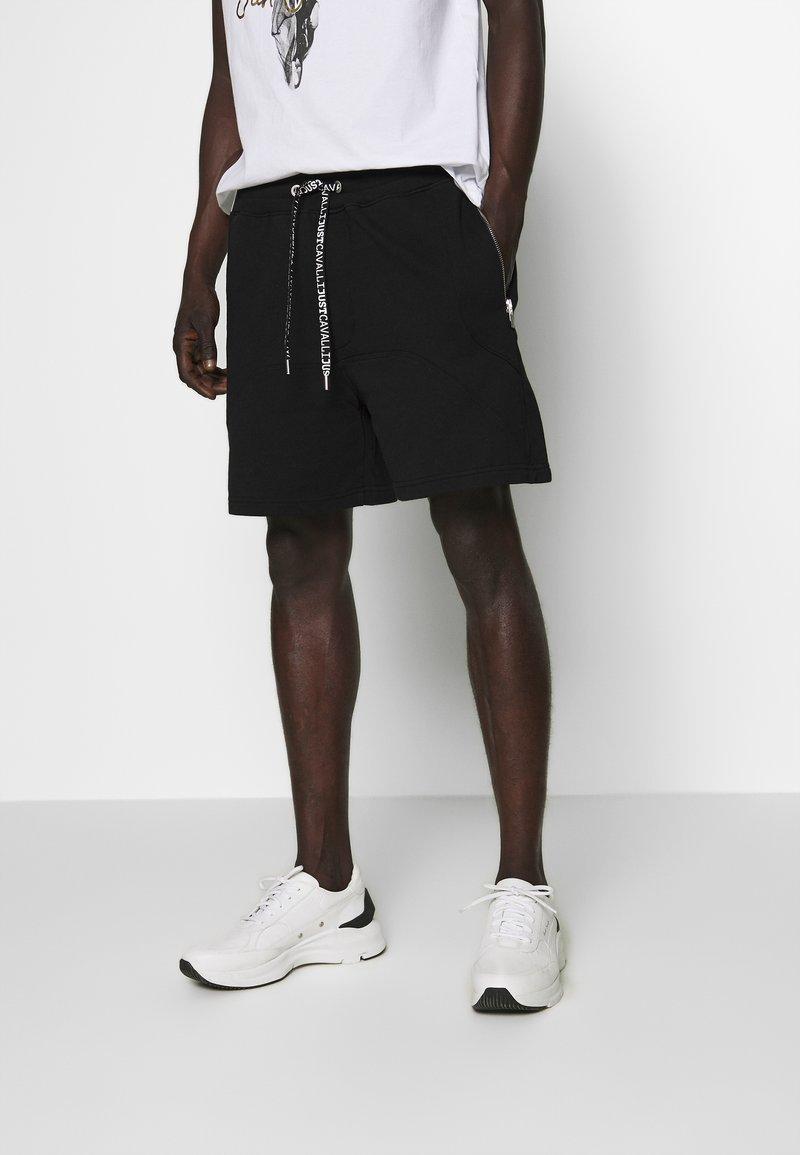 Just Cavalli - Shorts - black