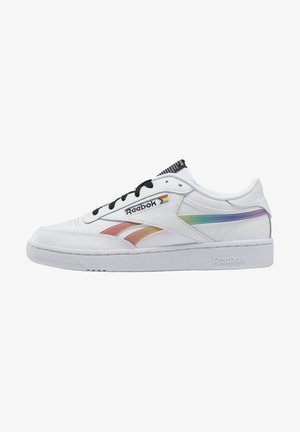 CLUB C 85 PRIDE PACK SHOES - Sneakers basse - ftwr white/ftwr white/core black