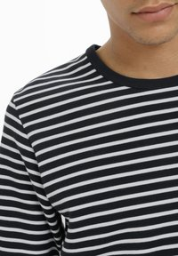 Matinique - Long sleeved top - dark navy - 3