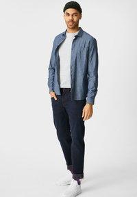 C&A - Slim fit jeans - jeans dunkelblau - 1