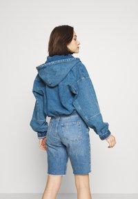 BDG Urban Outfitters - PATCH POCKET JACKET - Denim jacket - mid vintage - 2
