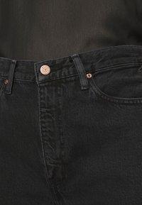 Ética - FINN - Straight leg jeans - obsidian - 5