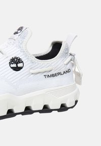 Timberland - OXFORD - Trainers - snow white - 5