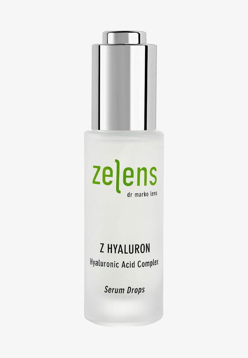 Zelens - Z HYALURON HYALURONIC ACID COMPLEX SERUM DROPS - Serum - -