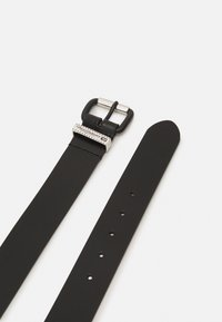 Diesel - B-FLAG BELT - Riem - black - 1